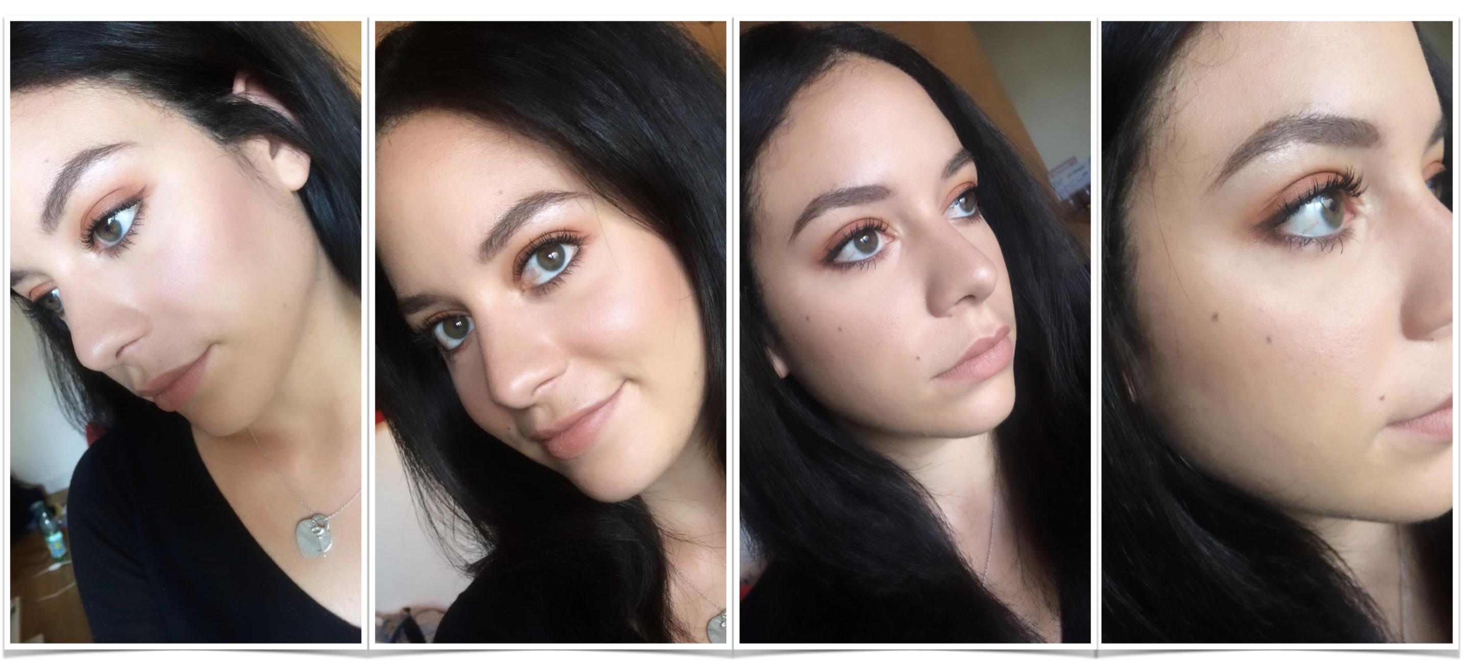 Sunset Palette Natasha Denona maquillage