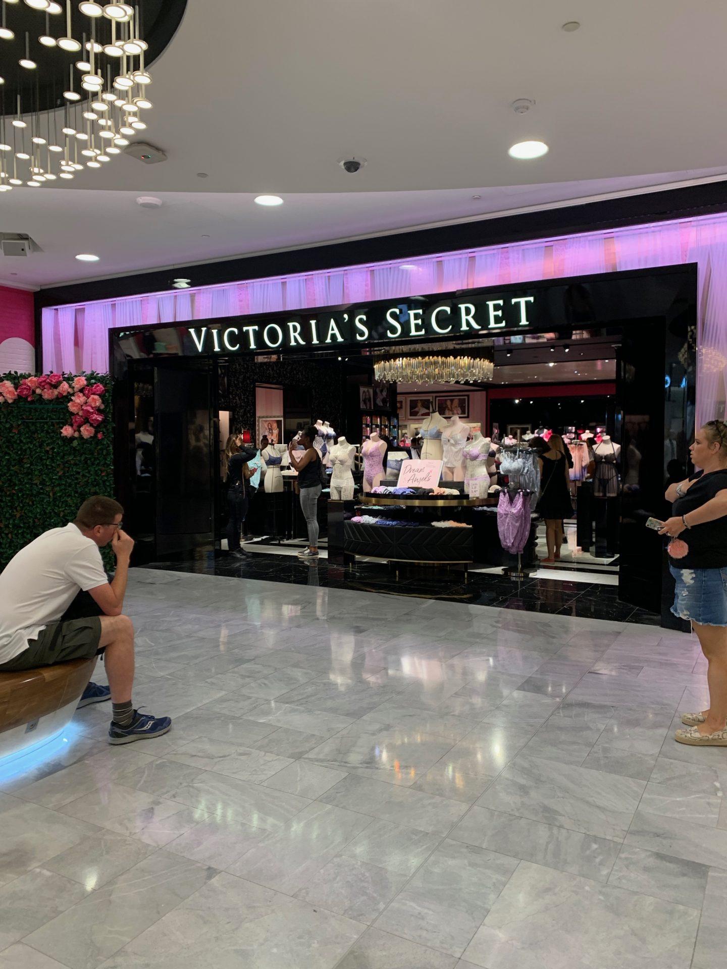 Magasin Victoria's Secret à Paris