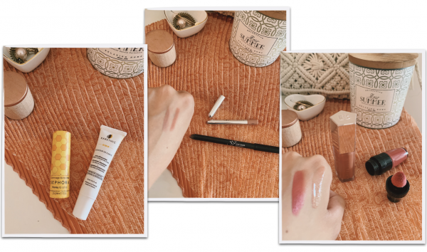 maquillage Sephora  lèvres