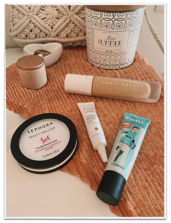 maquillage Sephora teint
