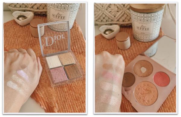 maquillage Sephora palette teint