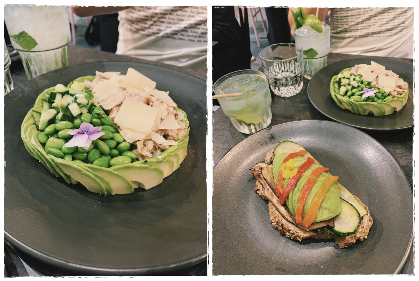 avocado show  meilleur brunch Amsterdam