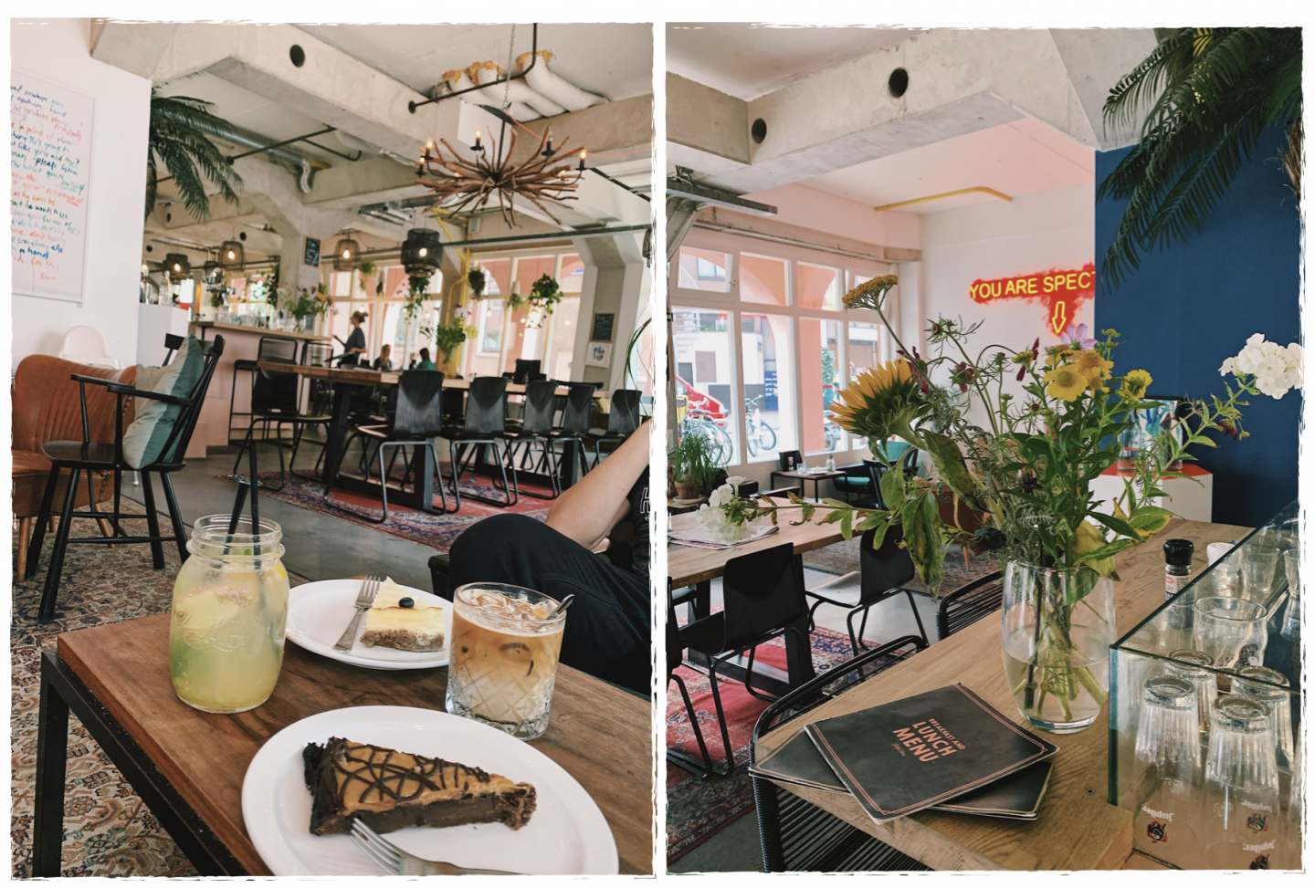 Betty blue amsterdam meilleur brunch Amsterdam