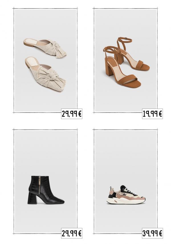 chaussures accessoires stradivarius automne