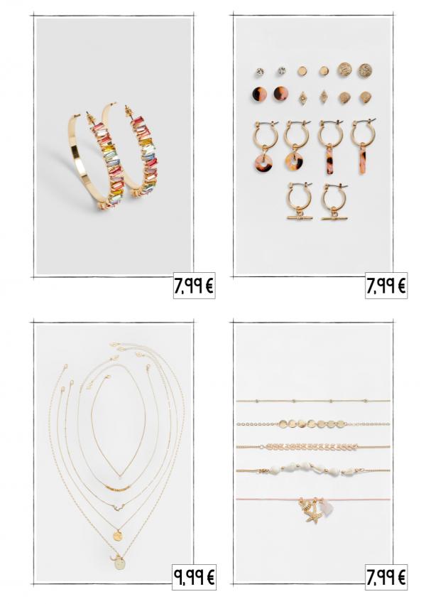 bijoux accessoires stradivarius automne