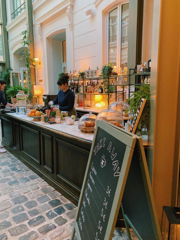 The Hoxton Paris le restaurant