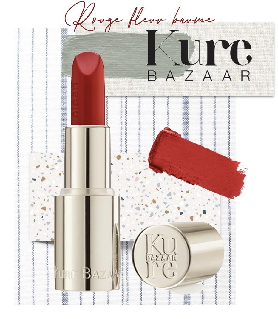 Rouge à lèvres Kure Bazaar avis