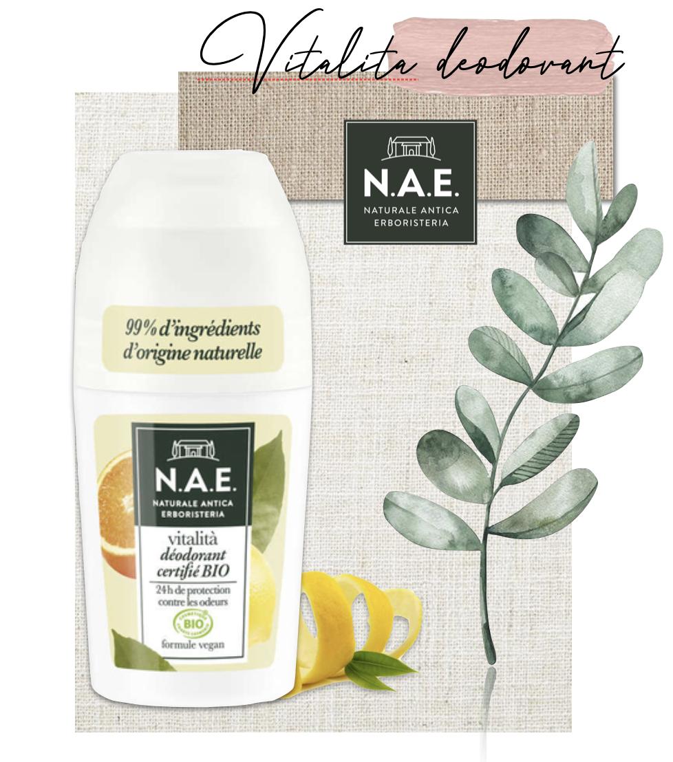 Deodorant clean grossesse